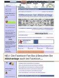AllAdvantage - Premium Nachrichtenportal